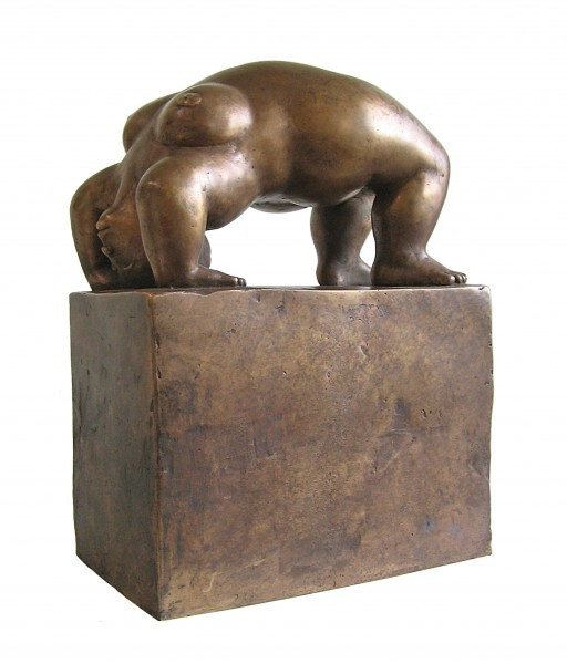 TURNERIN - 1992 - BRONZE 49X36X22