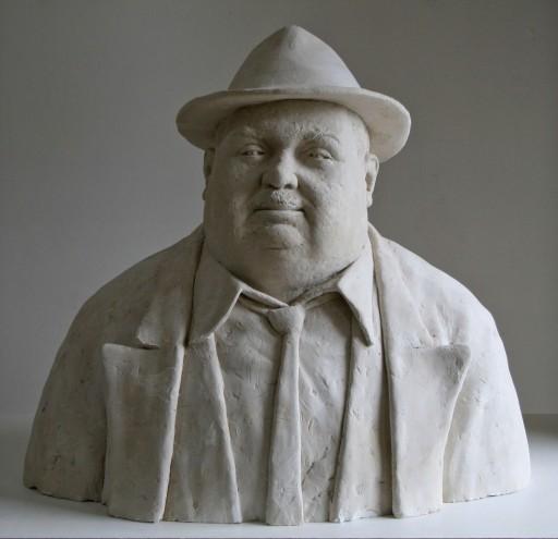 HERR KARL (QUALTINGER) - 1998 - GIPS, LEBENSGROS